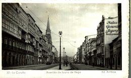 LA CORUÑA - AVENIDA DE JUANA DE VEGA - La Coruña