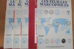 Feuilles Marcophiles Année 1996 + Marcophilex - Riviste