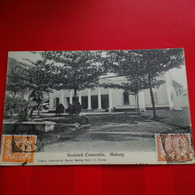 SOCIETEIT CONCORDIA MALANG - Indonésie