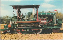 Fowler Gyrotiller Rotary Plough, C.1970s - Photo Precision Postcard - Other