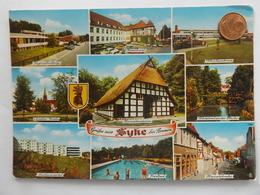 Syke Bei Bremen, 9xBild, Schule, Neubauviertel U.a.,1975 - Diepholz