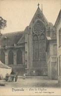 Dixmude      Coté De L'Eglise - Diksmuide