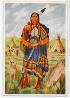 CPSM Indiens Indien Non Circulé Voir Scan Du Dos Quanah - Native Americans