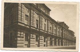 X2915 Torino - Scuola D'Applicazione Artiglieria E Genio - Prospetto Verso Via Pierino Del Piano / Non Viaggiata - Education, Schools And Universities