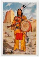 CPSM Indiens Indien Non Circulé Voir Scan Du Dos Satanta - Native Americans