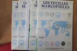 Feuilles Marcophiles Année 2002 + Marcophilex - Riviste