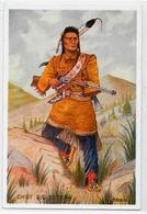 CPSM Indiens Indien Non Circulé Voir Scan Du Dos Big Joseph - Native Americans
