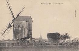 CARTE POSTALE DE CORMAINVILLE  / LA BEAUCE / MOULIN A VENT - Autres Communes
