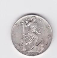 10 Lires 1936 XIV R Argent TTB - 1861-1946 : Royaume