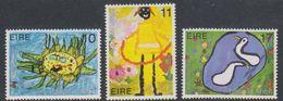 Ireland 1979 Year Of The Child 3v ** Mnh (39122S) - Nuevos