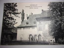 Corbelin Chateau De Champ -levet - Corbelin