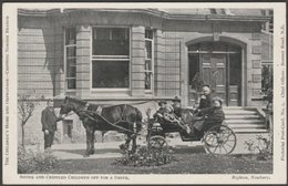 Children's Home And Orphanage, Chipping Norton, Oxfordshire, 1907 - Righton Postcard - England