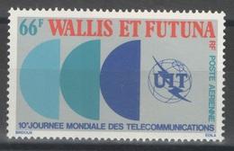 Wallis-et-Futuna - YT PA 84 ** - 1978 - Airmail