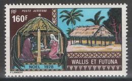 Wallis-et-Futuna - YT PA 85 ** - 1978 - Noêl - Airmail