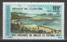 Wallis-et-Futuna - YT PA 118 ** - 1982 - Airmail