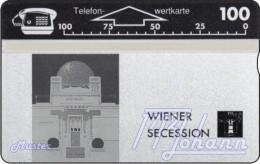TWK Österreich Privat: 'Wiener Secession' Gebr. - Oesterreich
