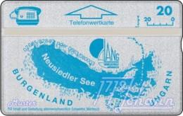 TWK Österreich Privat: 'Neusiedler See - Lang' Gebr. - Oesterreich