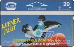 TWK Österreich Privat: 'Seefestspiele Mörbisch' Gebr. - Oesterreich