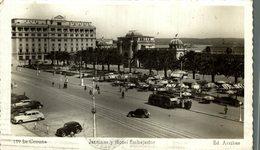 LA CORUÑA - JARDINES Y HOTEL EMBAJADOR - La Coruña