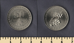 Timor 50 Centavos 2013 - Timor