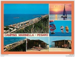 A181/143 Camping Marinella - PESARO - Italia
