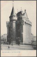 La Porte De Hal, St Gilles, Bruxelles, C.1900-05 - U/B CPA - St-Gilles - St-Gillis