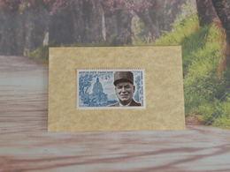 Timbres Neuf 1970 > N°1630 - Y&T - Alphonse Juin Maréchal De France - Coté 0,50€ - Frankrijk