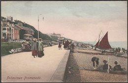 Felixstowe Promenade, Suffolk, C.1905 - Frith's Postcard - Other