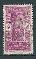 DAHOMEY 1927/39 . N° 98 . Oblitéré . - Dahomey (1899-1944)
