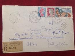 Clermont Ferrand - Storia Postale
