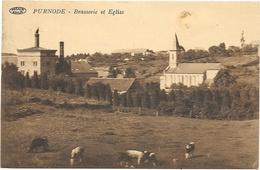 Purnode NA2: Brasserie Et Eglise 1933 - Yvoir