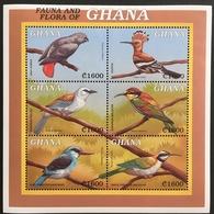 Ghana 2000 Fauna And Flora Of Ghana  POSTAGE FEE TO BE ADDED ON ALL ITEMS - Ghana (1957-...)