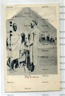 Sudan King Of Shilouk No.23 F Fiorillo Edition Luis Sanjurjo 1900s 12048 Postcard - Sudan