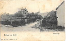Villers Sur Lesse NA4: Le Village 1902 - Rochefort
