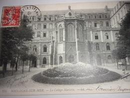 Boulogne S Mer Le College Mariette - Boulogne Sur Mer