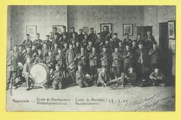 * Ruiselede - Ruysselede * (Cesar Standaert, Nr 13793) école De Bienfaisance, Corps De Musique, School, Music, Orchestre - Ruiselede