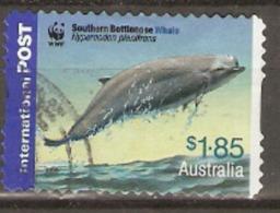 Australia  2006  SG 2667  Southern Bottle Nosed Whale  Fine Used - 2000-09 Elizabeth II