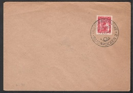 Saarland1949:Michel264 On STAMP DAY Cover - Tag Der Briefmarke
