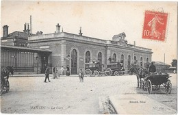 MANTES --La Gare - Mantes La Jolie
