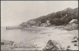 Babbacombe Beach, Torquay, Devon, C.1910 - Photochrom Postcard - Torquay