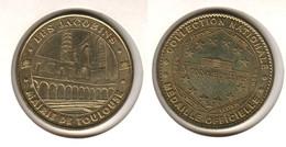 31 TOULOUSE Les Jacobins 2005  Monnaie De Paris - 2005