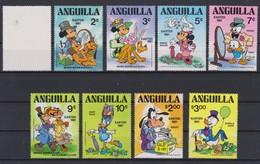 2070 Walt Disney Anguilla ( EASTER 1981 ) - Disney