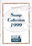 Norfolk Island 1999 Year Stamp Collection (complete With All Stamps) - Isla Norfolk