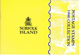Norfolk Island 1996 Year Stamp Collection (complete With All Stamps) - Isla Norfolk
