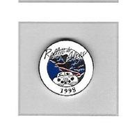 Pin's  Sport  Automobile  RALLYE  Des  ALPES  1998 - Rallye