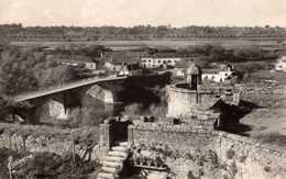 Navarrenx: Vue Sur Le Pont Du Haut  De La Porte St Antoine.(CSM) - France