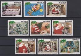2072 Walt Disney Anguilla ( CHRISTMAS 1981 ) - Disney