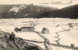 PAYOLLE...L HOTEL DEL ARBIZON  EN HIVER... - Autres Communes