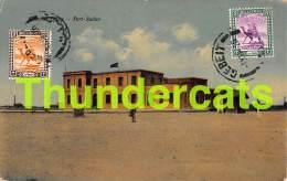 CPA SUDAN CUSTOMS OFFICE PORT SUDAN - Soudan