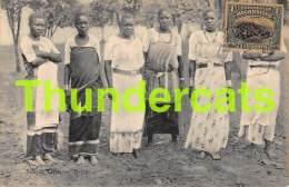 CPA MOCANBIQUE  NATIVE GIRLS BEIRA - Mozambique